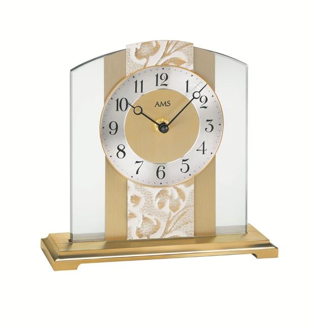AMSアームス置き時計  ドイツ ams1123 AMS置時計