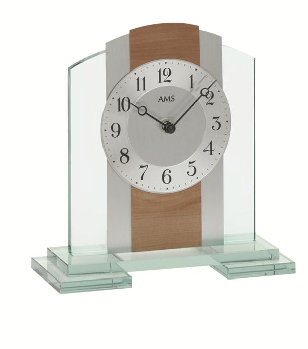 AMSアームス置き時計  ドイツ ams1124 AMS置時計