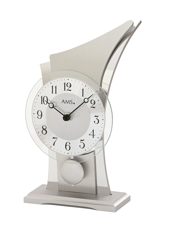 AMSアームス振り子置き時計  ドイツ ams1138 AMS置時計