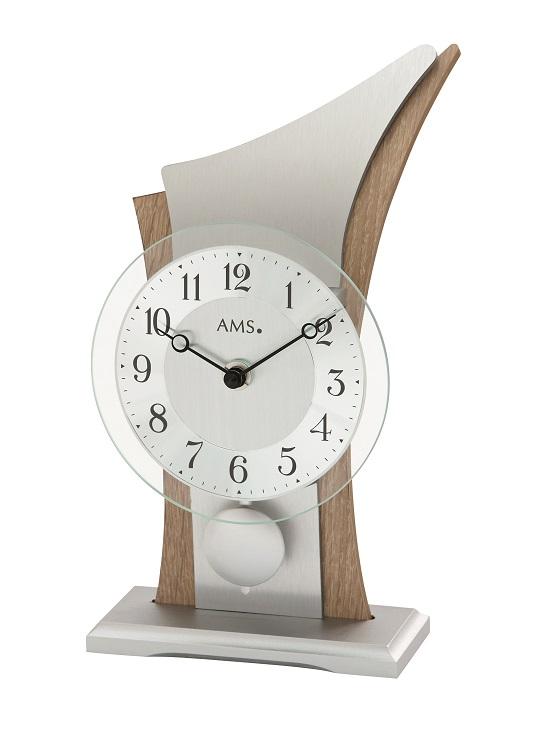 AMSアームス振り子置き時計  ドイツ ams1139 AMS置時計