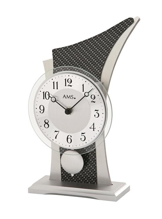AMSアームス振り子置き時計  ドイツ ams1140 AMS置時計