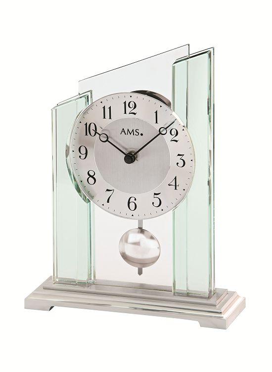 AMSアームス置き時計  ドイツ ams1168 AMS振り子置時計
