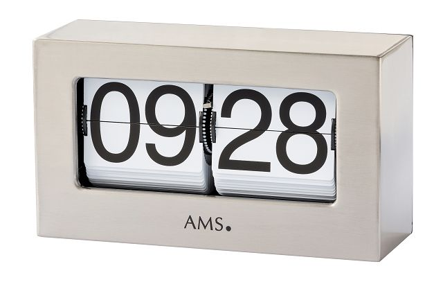 シンプル&スタイリッシュ! AMS置き時計 1175 デジタルクロック