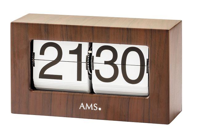 シンプル&スタイリッシュ! AMS置き時計 1177 デジタルクロック