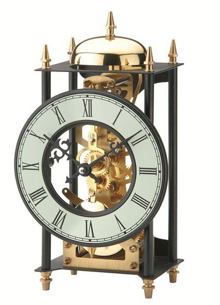 AMSアームス置き時計  ドイツ ams1180 AMS機械式置き時計