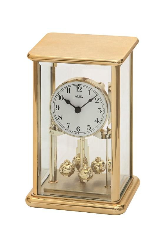 AMSアームス置き時計  ドイツ ams1211 AMS回転振り子置時計