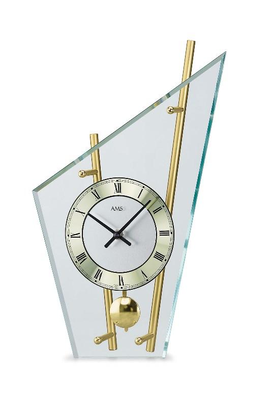 AMSアームス置き時計 ドイツ 155 AMS置き時計