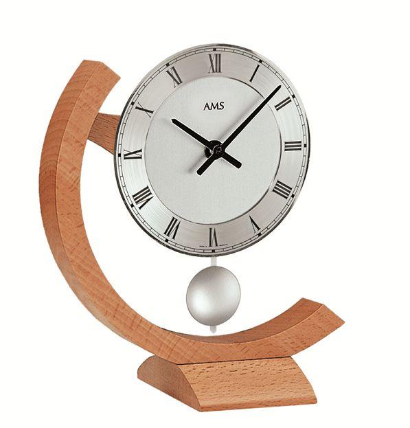 AMSアームス置き時計 振り子 ドイツ 163 AMS置き時計