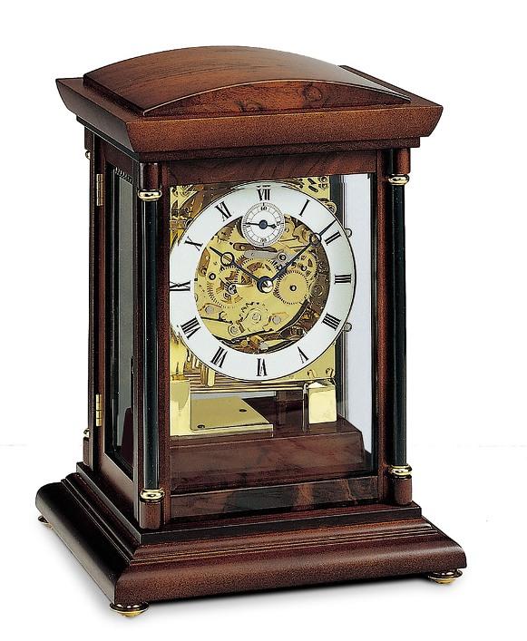 AMSアームス置時計 報時 機械式 ドイツ 2187-1 AMS置き時計