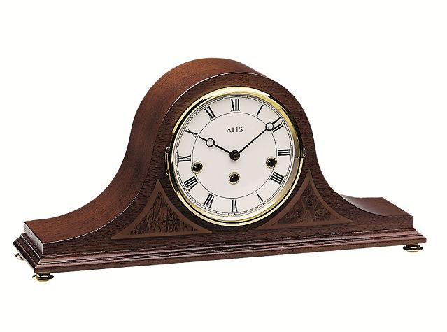 AMS置き時計  報時  2190-1 アームス置時計 機械式