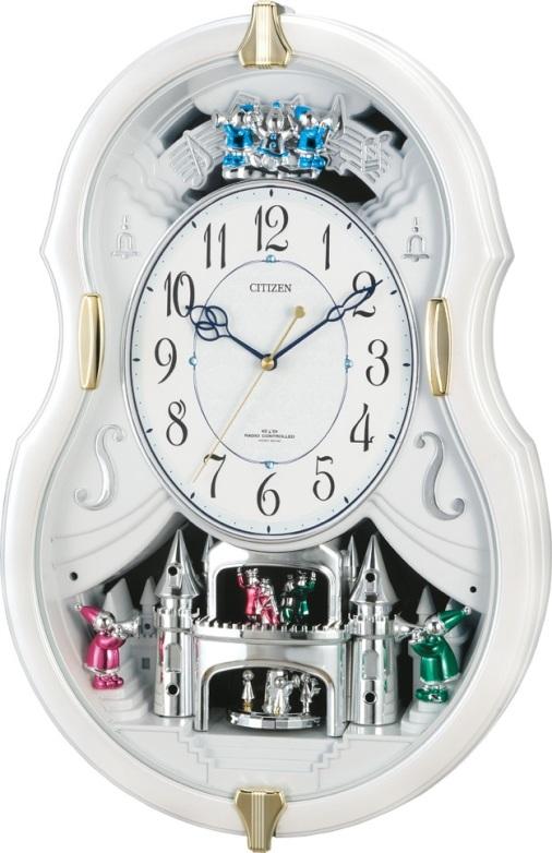 : シチズン からくり時計
