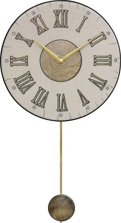 アントニオ・ザッカレラ陶器振り子時計ZC182-003 掛け時計 名入れ ANTONIO ZACCARELLA【楽ギフ_のし】【楽ギフ_メッセ入力】