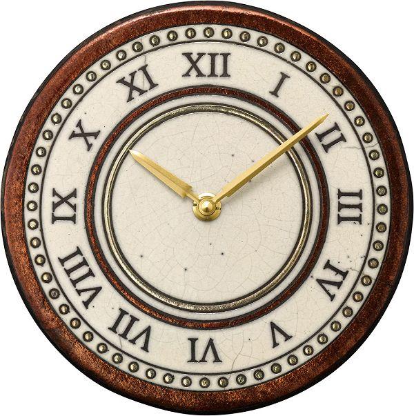 アントニオ・ザッカレラ陶器置き掛け兼用時計ZC951-003 名入れ ANTONIO ZACCARELLA【楽ギフ_のし】【楽ギフ_メッセ入力】