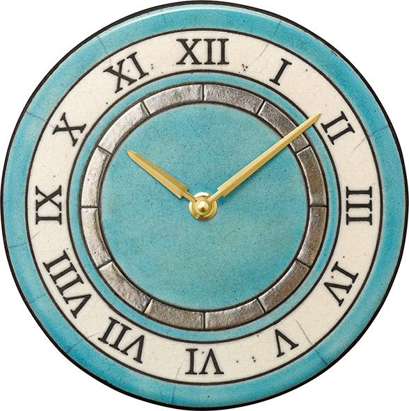 アントニオ・ザッカレラ陶器置き掛け兼用時計ZC952-004 名入れ ANTONIO ZACCARELLA【楽ギフ_のし】【楽ギフ_メッセ入力】