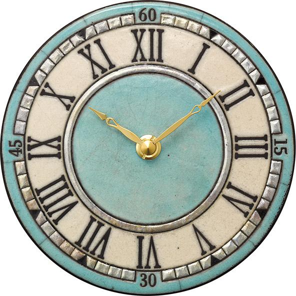 アントニオ・ザッカレラ陶器置き掛け兼用時計 ZC959-004 名入れ ANTONIO ZACCARELLA【楽ギフ_のし】【楽ギフ_メッセ入力】