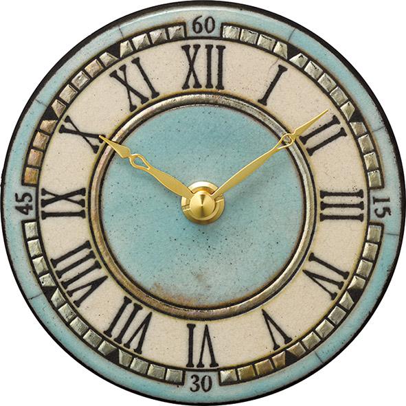 アントニオ・ザッカレラ陶器置き掛け兼用時計ZC963-004 名入れ ANTONIO ZACCARELLA【楽ギフ_のし】【楽ギフ_メッセ入力】