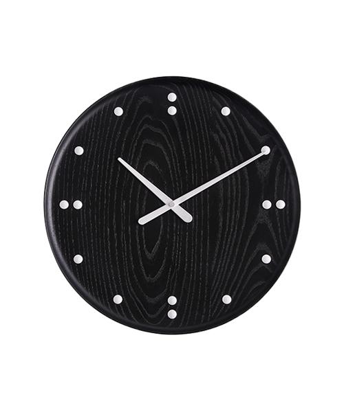 Finn Juhl フィン・ユール Wall Clock 掛け時計 781 アッシュ 黒