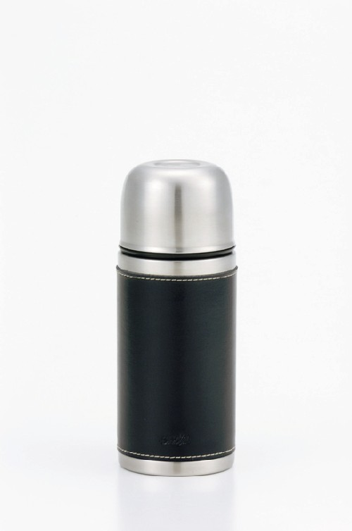 emsaエムザ 保温保冷水筒 セナトールクラス ブラック350ml