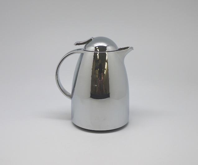 emsa エムザ バキュームジャグ魔法瓶 AUBERGE(オウバージュ)クローム 0.35L ドイツ製
