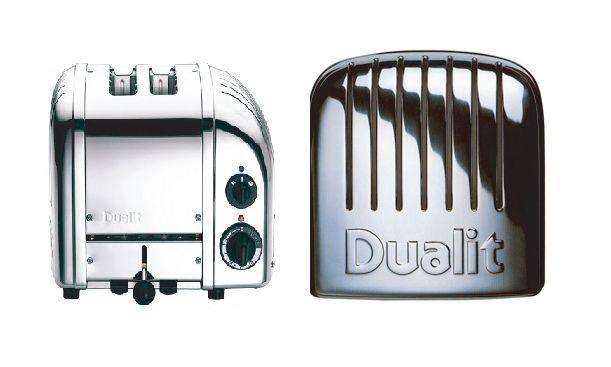 英国DUALIT 2スロットトースター