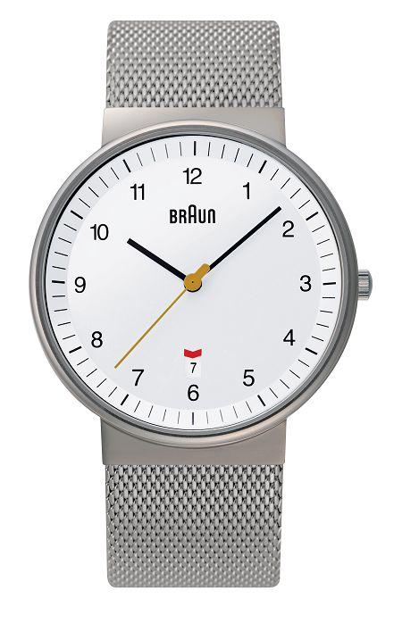 【日本正規代理店品】BRAUN腕時計 リストウォッチ  BNH0032WHSLMHG ブラウン腕時計