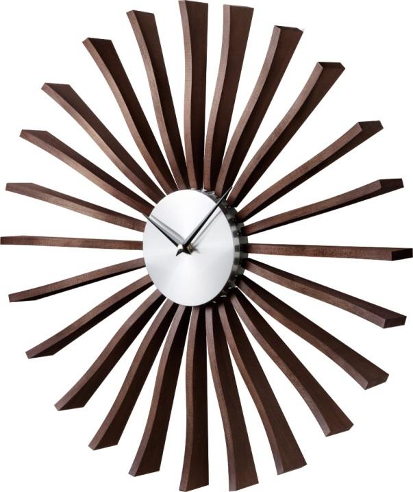 ジョージネルソン 掛け時計 Flutter Clock GN001 GeorgeNelson