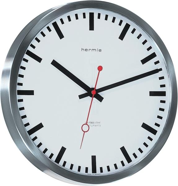 ヘルムレ掛け時計 Grand Central 30471-002100【送料無料】 HERMLE掛け時計