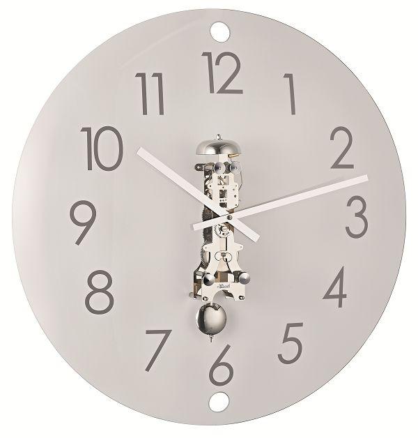 ヘルムレ(HERMLE)機械式掛け時計 30906-000791 スケルトンムーブメント【送料無料】