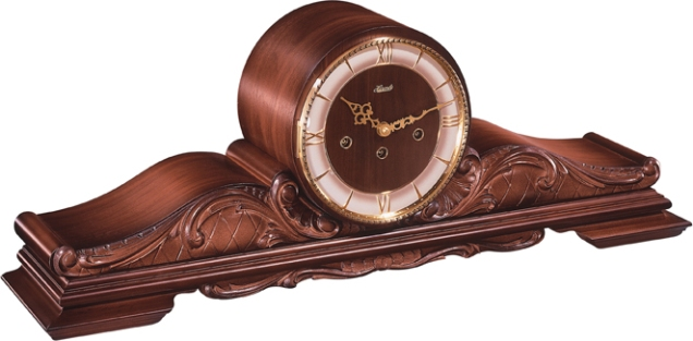 ヘルムレHERMLE置き時計 Queensway 21116-030340