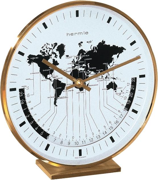 ヘルムレHERMLE置き時計 Buffalo1 22704-002100 ヘルムレ置き時計