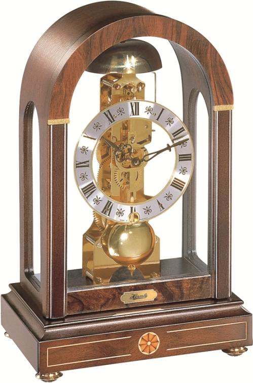 ヘルムレHERMLE機械式置き時計 Stratford ウォルナット 22712-030791 ヘルムレ置き時計