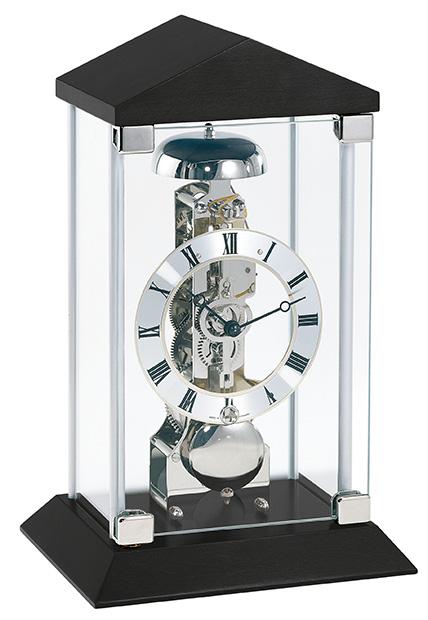 ヘルムレ(HERMLE)置き時計 Barkingside ブラック22786-740791