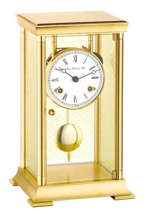 ヘルムレHERMLE置き時計 振り子 Lyon 22997-000131 ヘルムレ置き時計