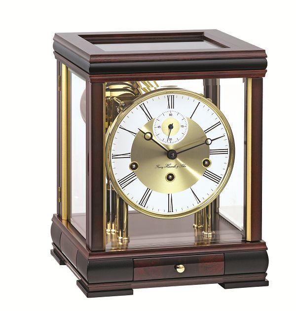エレガントでお洒落な機械式報時置き時計!ヘルムレ(HERMLE)報時置き時計  22998-070352