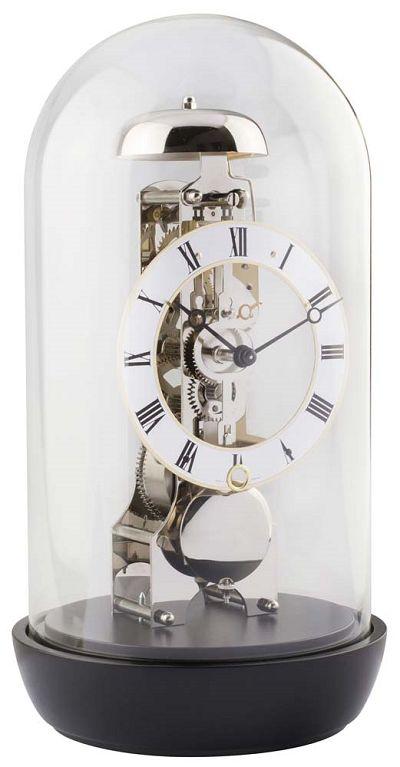 ヘルムレ HERMLE 置き時計 機械式 報時振り子置き時計 23019-740791 スケルトンムーブメント
