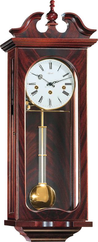 ヘルムレHERMLE振り子時計 報時時計 Waterloo 機械式 70742-070341