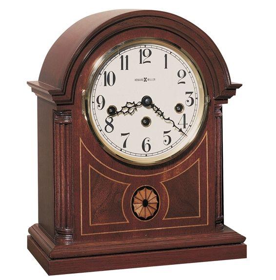 ハワードミラー置き時計 Howard Miller機械式 報時置き時計 Barrister 613-180