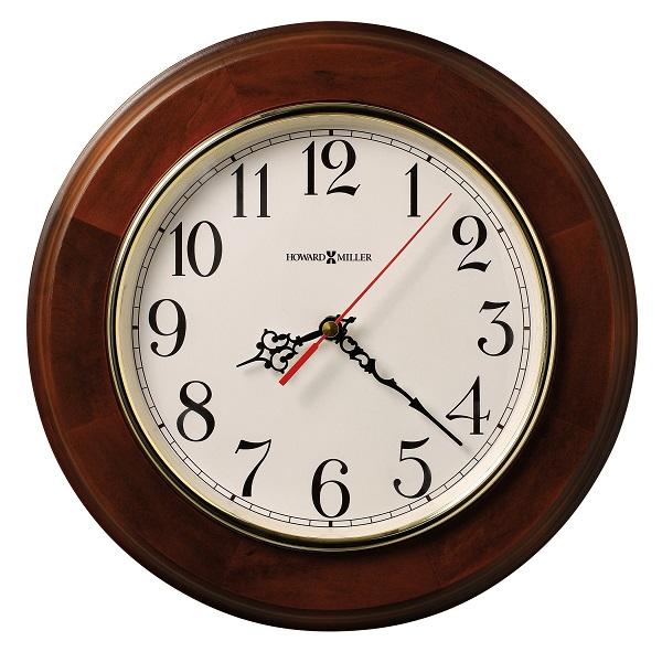 ハワード・ミラーHoward Miller社製掛け時計 Brentwood 620-168