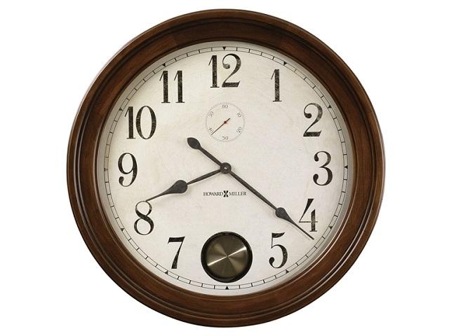 ハワード・ミラーHoward Miller社製振り子時計 Auburn 620-484 大型掛け時計
