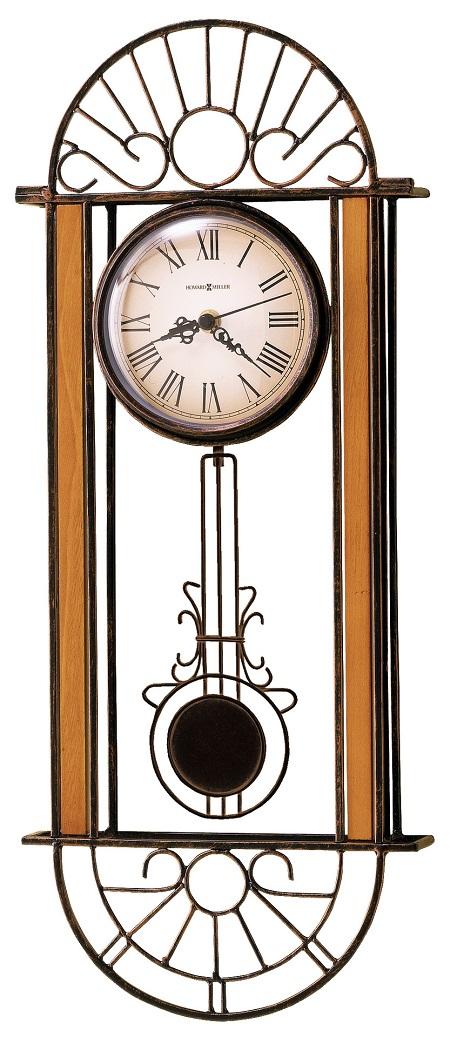 ハワード・ミラーHoward Miller社製振り子掛け時計 Devahn 625-241
