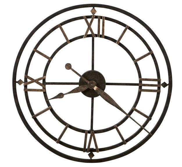 Howard Miller ハワードミラー掛け時計 壁掛け時計 York Station 625-299 大型掛け時計