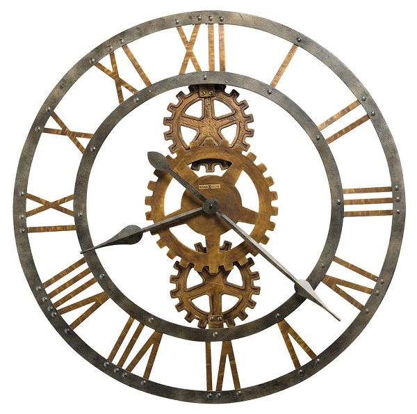 アンティーク調でお洒落!ハワード・ミラーHoward Miller社製掛け時計 Crosby 625-517 大型掛け時計
