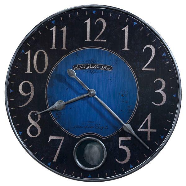 アンティーク調でお洒落!ハワード・ミラーHoward Miller社製掛け時計 Harmon II 625-568 大型掛け時計