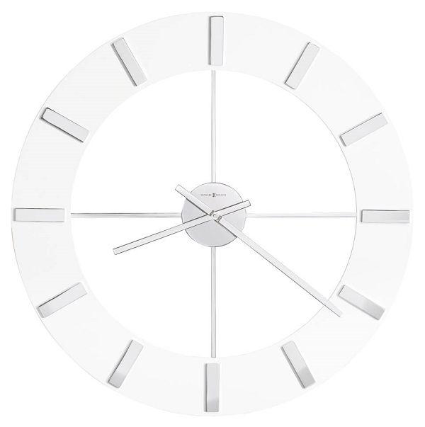 スタイリッシュでお洒落!ハワード・ミラーHoward Miller社製掛け時計 Pearl 625-596 大型掛け時計
