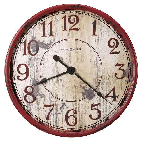 アンティーク調でお洒落!ハワード・ミラーHoward Miller社製掛け時計 Back 40 625-598 大型掛け時計