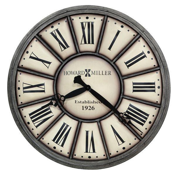 アンティーク調でお洒落!ハワード・ミラーHoward Miller社製掛け時計 Company Time II 625-613 大型掛け時計