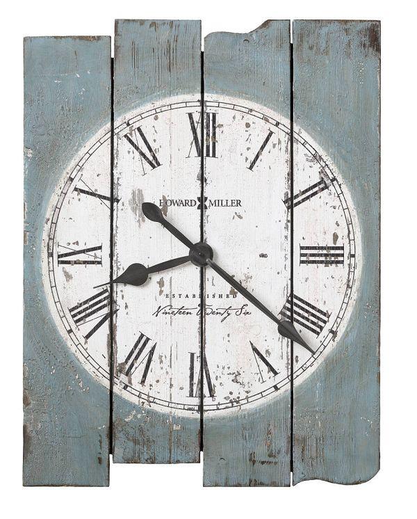 アンティーク調でお洒落!ハワード・ミラーHoward Miller社製掛け時計 Mack Road 625-621 大型掛け時計
