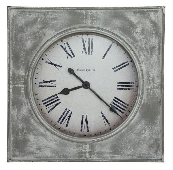 アンティーク調でお洒落!ハワード・ミラーHoward Miller社製掛け時計 Bathazaar 625-622 大型掛け時計