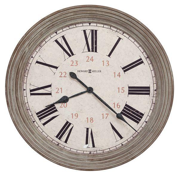 アンティーク調でお洒落!ハワード・ミラーHoward Miller社製掛け時計 Nesto 625-626 大型掛け時計