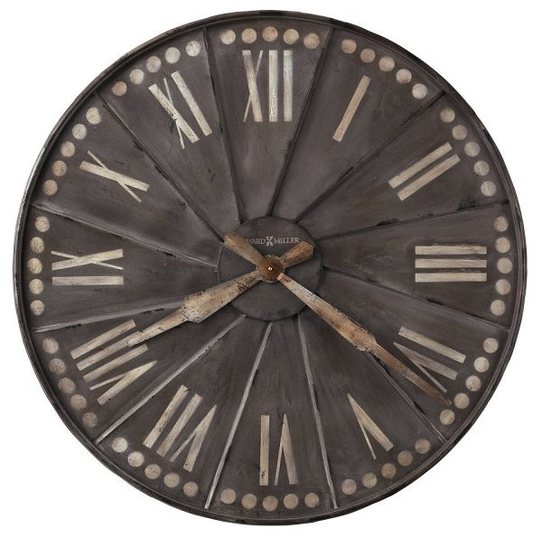 アンティーク調でお洒落!ハワード・ミラーHoward Miller社製掛け時計 Stockard 625-630 大型掛け時計